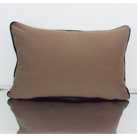 Coussin rectangle postal